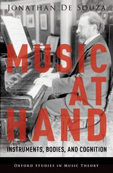 Music at HandInstruments, Bodies, and Cognition$