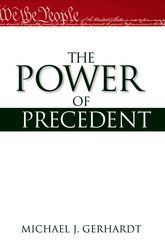 The Power of Precedent$