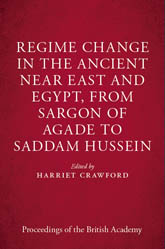 Regime Change in the Ancient Near East and EgyptFrom Sargon of Agade to Saddam Hussein