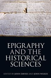 Epigraphy and the Historical Sciences