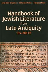 Handbook of Jewish Literature from Late Antiquity, 135–700 CE - British Academy Scholarship Online