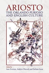 Ariosto, the Orlando Furioso and English Culture$