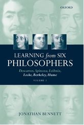 Learning from Six Philosophers Volume 2$
