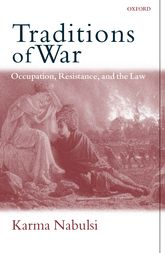Traditions of WarOccupation, Resistance and The Law$
