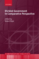 Divided Government in Comparative Perspective$