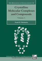Crystalline Molecular Complexes and CompoundsStructures and Principles$