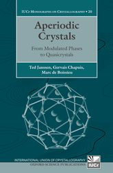 Aperiodic CrystalsFrom Modulated Phases to Quasicrystals$