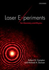 Laser Experiments for Chemistry and Physics$