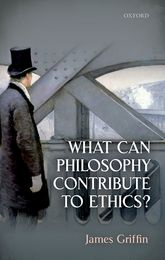 What Can Philosophy Contribute To Ethics?$