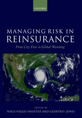 Managing Risk in ReinsuranceFrom City Fires to Global Warming$