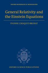 General Relativity and the Einstein Equations$