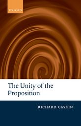 The Unity of the Proposition$