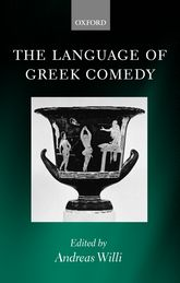 The Language of Greek Comedy$
