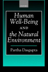 Human Well-Being and the Natural Environment$