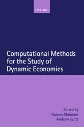 Computational Methods for the Study of Dynamic Economies$