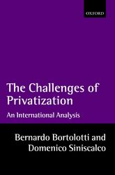 The Challenges of PrivatizationAn International Analysis$