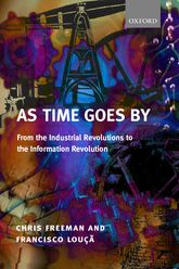 As Time Goes ByFrom the Industrial Revolutions to the Information Revolution$