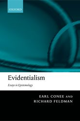 EvidentialismEssays in Epistemology$