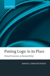 Putting Logic in its PlaceFormal Constraints on Rational Belief$