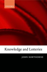 Knowledge and Lotteries$