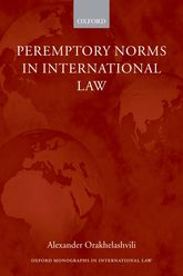 Peremptory Norms in International Law$