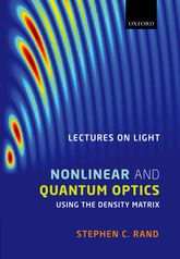 Lectures on LightNonlinear and Quantum Optics using the Density Matrix$